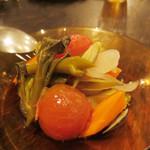 54728417 - 夏野菜のマリネ