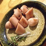 茶猫食堂 - 魚肉ソーセージ