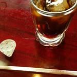 ボルボ - アイスコーヒーは自家製 2016.8