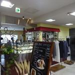カフェ フロリ - さくら野百貨店仙台店の3階