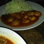 味楽亭 - 料理写真:エビチリ