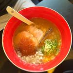 MEN-EIJI - 魚介豚骨醤油 800円