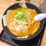 雪あかり - 麦味噌ラーメン 918円