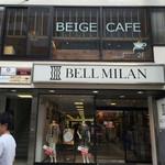 BEIGE CAFE -