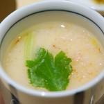 たつ郎寿司 - 小さな茶碗蒸 380円