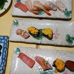 たつ郎寿司 - 寿司をお好みでいろいろ
