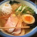 54736315 - 「冷やし柚子塩麺」、夏限定!
