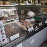 ツムラ - 店頭の冷蔵ケース