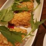 アサヒ クラフトマンシップブルワリー 東京 - これ好き♪カマンベールチーズのアーモンドフライ
