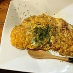 居酒屋あさひ亭 - 料理写真:2016.8.12訪問 オムレツ