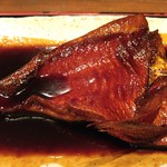 里の宿 - 金目鯛煮付