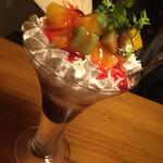 肉×個室 居酒屋 箱屋 - パフェ・カクテルstyle