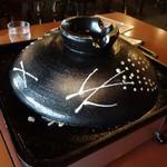御食事処 あんき屋 - あんき屋特製飛騨牛鉄板焼(単品)1,050円