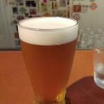 ビアカフェ カミヤ - ゴールデンドラゴン(レギュラー950円)です