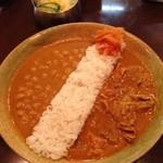 けらら - ダブルセット(ポーク&ひよこ豆)(小)