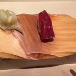 札幌シーフーズ - マグロ漬け