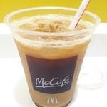 マクドナルド - アイスコーヒーS 100円