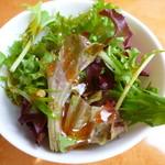tcc Singaporean Café & Diner - セットのサラダ