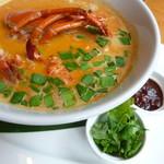 tcc Singaporean Café & Diner - パクチー添え