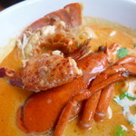 tcc Singaporean Café & Diner - オマール海老の身