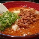 54758017 - 担々麺を太麺で