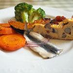 トラットリア ダ ゴイーノ - ランチの前菜