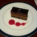 54758954 - チョコレートケーキ