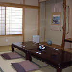 源氏 - 8〜12人位のお部屋です。会合・結納・両親初顔合わせなどに最適です