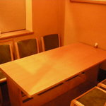 奈可久 - テーブル席もご用意しております