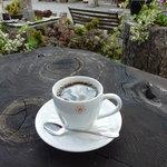 かやぶき茶屋 - コーヒー