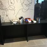 カジュアルダイニング ムッシュいとう - ドリンクのお茶・紅茶のTBとお湯。