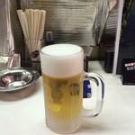 54760414 - 生ビール 中