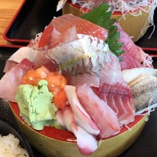 タカマル鮮魚店 セブンパークアリオ柏店 - タカマル定食