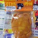 イチゴ シロップ - オロ坊饅頭クリーム(170円)