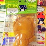 イチゴ シロップ - オロ坊饅頭バナナ(170円)