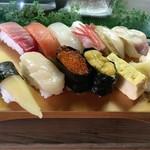 鮨の味通 - 料理写真: