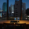 京都 瓢喜 - 内観写真:夜景の見える2名様用個室もございます。