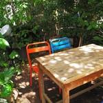 ウララ - テーブル