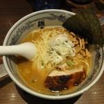 麺屋武蔵 神山 - ら~麺(並)