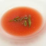 54767238 - スイカのスープ