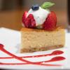 グラマシーニューヨーク - 料理写真:2016.8 ニューヨークチーズケーキ(1,080円)
