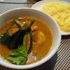 ナマステネパール - 料理写真:チキン野菜スープカレー(1100円)