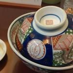 天丼ころも - 海老野菜天丼 880円