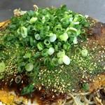 内ちゃんお好み焼き - 料理写真:そばダブル