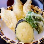54769190 - 太刀魚の天ぷら