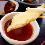 54769193 - 太刀魚の天ぷら