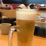 スシロー - 生ビール