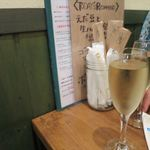 ITALIAN BAR BASIL - スパークリングワイン_2016/08