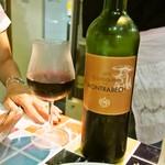 龍麺坊 - 赤ワイン