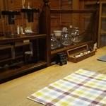 Casso横沢 - カウンターに座りました。